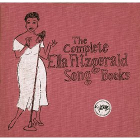 Ella Fitzgerald(I Could Write a Book)
