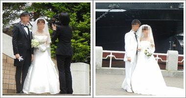 山下公園結婚式