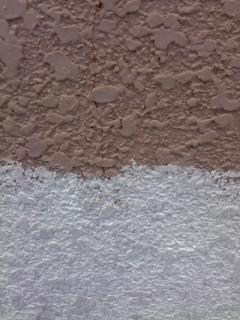 みらい住建 リフォーム モルタル外壁の塗装2 14年5月1日