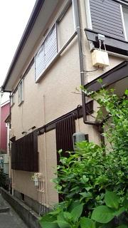 みらい住建 リフォーム 外壁塗装3号2日①縮小