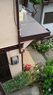 みらい住建 リフォーム 外壁塗装3号2日②縮小