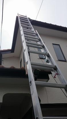 みらい住建 リフォーム 屋根の点検8号30日縮小