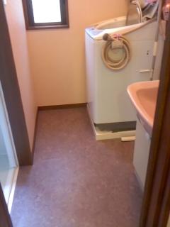 みらい住建 リフォーム 浴室、トイレの改修2号2日②