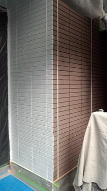 みらい住建 リフォーム サイディング塗替工事3号11日③縮小