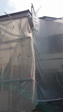 みらい住建 リフォーム 外壁塗装8号31日縮小