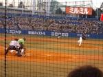 20140805阪神-ヤクルト1回裏バレンティン三振