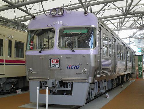 京王電鉄3000系・クハ3719(2014年1月30日・京王れーるランド)