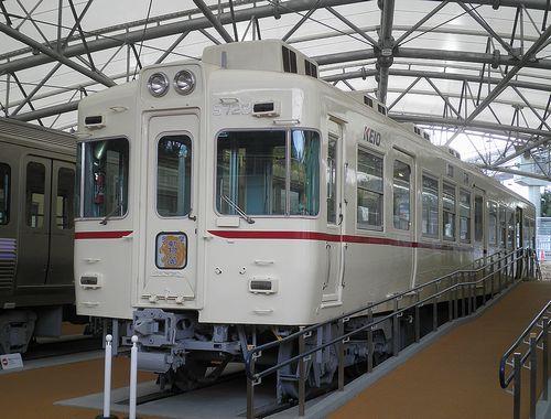 京王電鉄5000系・クハ5723(2014年1月30日・京王れーるランド)
