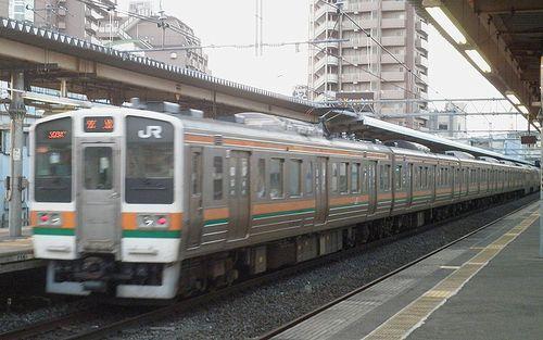 高タカ211系「C16」編成(2014年3月4日・宮原駅)2
