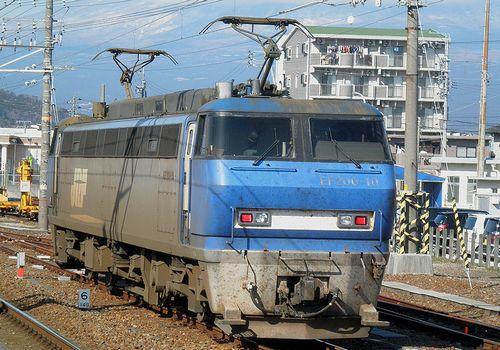 EF200-10[吹](2014年3月8日・富士川駅)