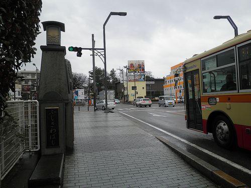 旧東海道戸塚宿~藤沢宿間・藤沢橋(藤沢市西富2丁目)(2014年3月13日)