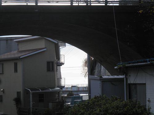 旧東海道(神奈川県中郡二宮町)2(2011年12月31日)