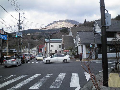 旧東海道・元箱根(神奈川県足柄下郡箱根町)(2012年1月8日)1