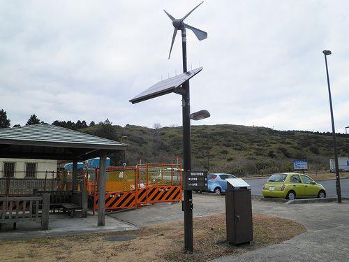 国道1号線・箱根エコパーキング(静岡県函南町桑原)(2012年1月8日)3