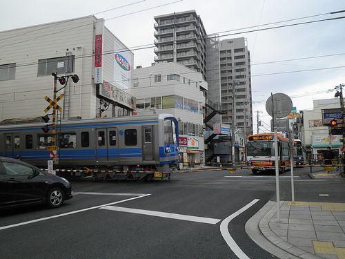 伊豆箱根鉄道駿豆線・三島広小路駅(2012年1月29日)1