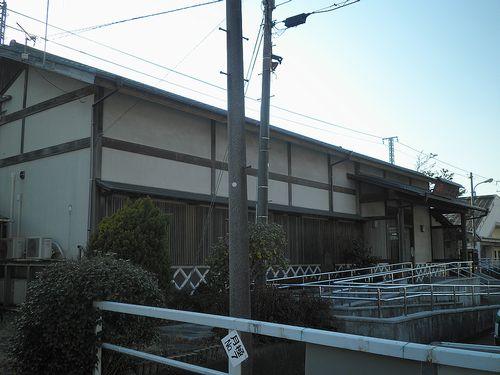 東海道本線原駅(静岡県沼津市原)(2012年1月29日)