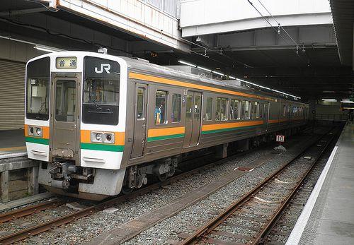海カキ213系「H14」編成(2014年5月5日・豊橋駅)