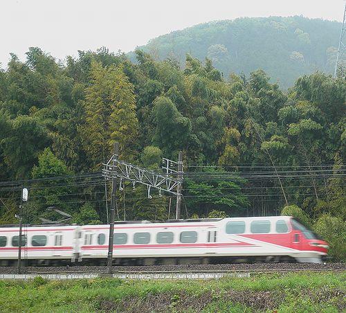 名古屋鉄道1000系(2014年5月5日・名電長沢~本宿間)