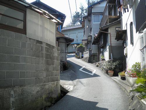 岩淵宿入口(静岡県富士市岩淵)(2014年3月16日)3