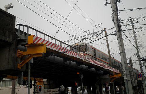 身延線柚木駅(静岡県富士市柚木)(2012年2月22日)1