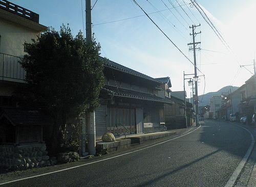 旧東海道・由比宿(静岡市清水区由比)(2014年3月8日)2