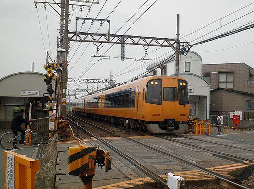 近鉄22600系「Ace」(2014年5月26日・名古屋線伊勢朝日駅)