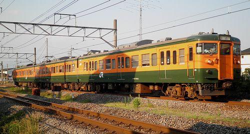 高タカ115系「T1044」編成(サハ抜き3連)(2012年7月16日・上越線高崎問屋町~井野間)
