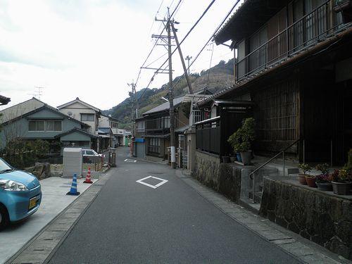 薩埵峠東口・寺尾(静岡市清水区由比寺尾)(2014年3月9日)3
