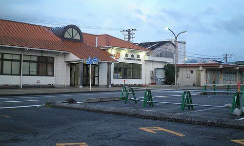 関西本線亀山駅(2014年6月29日)