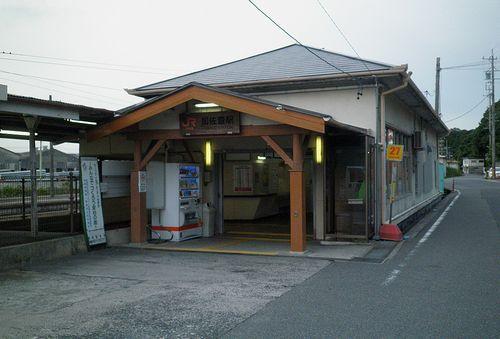 関西本線加佐登駅(2014年6月28日)