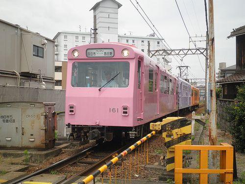 近鉄内部・八王子線ク161+サ121+モ261(2014年6月28日・近鉄四日市~赤堀間)