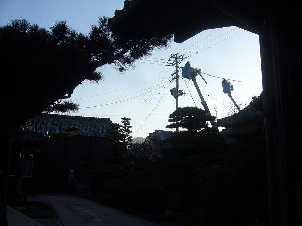 四国電力・・・点検かな 26.2.23