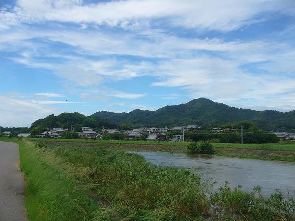 台風11号通過直後東北 26.8.10