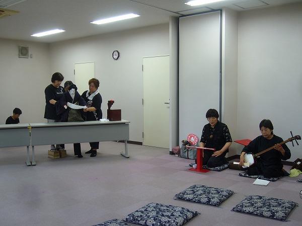 阿波鳴練習 若手 26.8.16