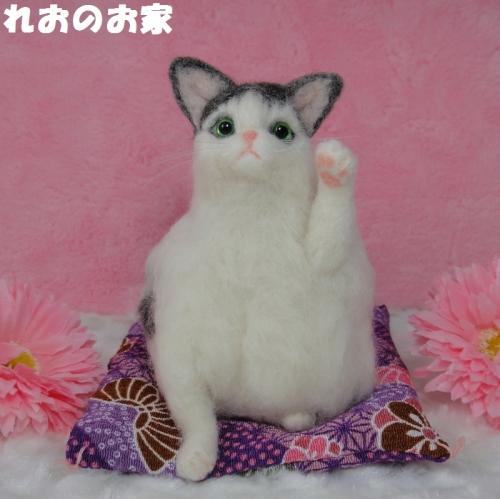 でぶまねき猫1