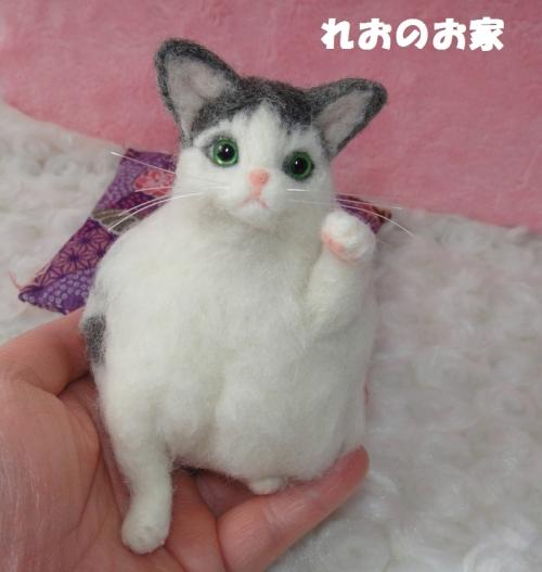 でぶまねき猫5