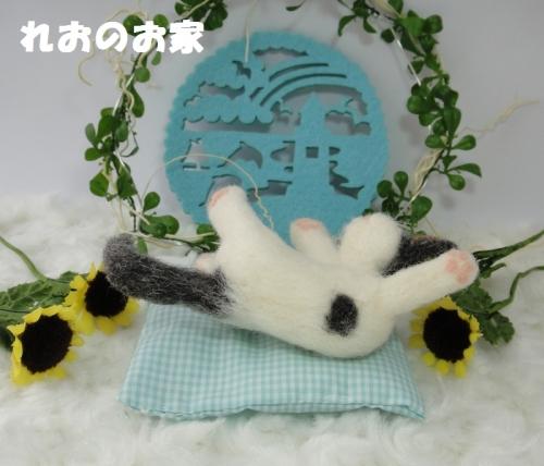 おねんねぶち猫3