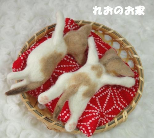 ねんね子猫3