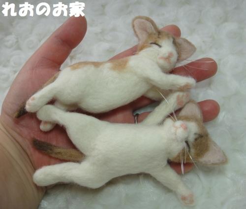 ねんね子猫5