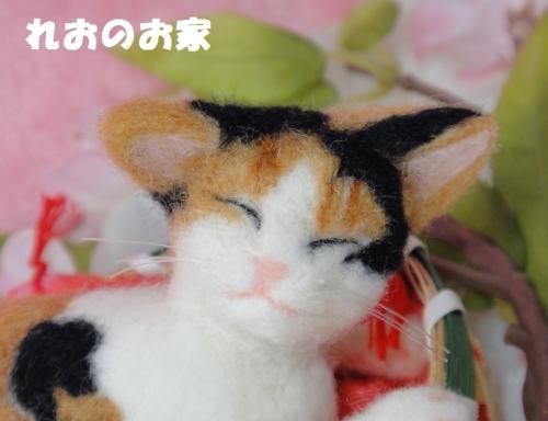 かご三毛猫4