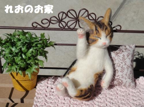 ねんねまねき猫6