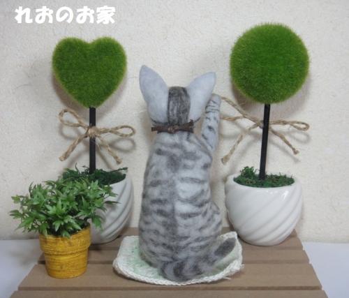 サバトラまねき猫3