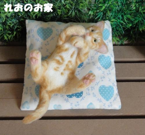 茶トラ子猫1