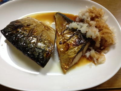 2014.2.19晩飯