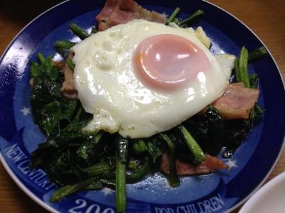 2014.2.19晩飯2