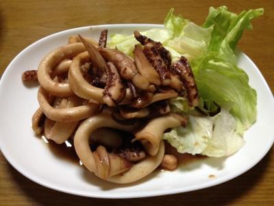 2014.2.20晩飯