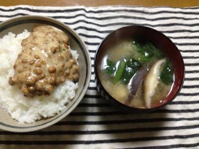 2014.2.25朝飯