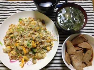 2014.2.26朝飯