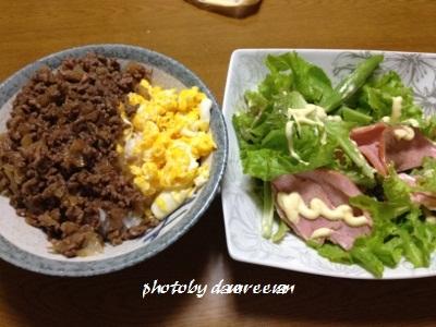 2014.6.4朝飯