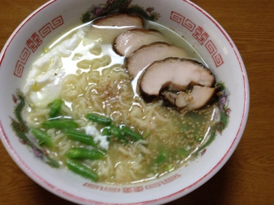 2014.7.10朝飯